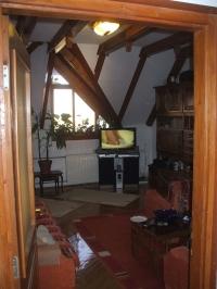 Szentendre eladó társasházi lakás 90m2 1+3 szoba Makovecz stúdió ingatlan hirdetéshez feltöltött kép