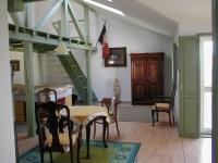 Budapest VI. ker eladó lakás új építésû 110m2 tetõtéri egy légteres ingatlan hirdetéshez feltöltött kép