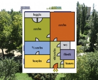 Budapest IX. ker. eladó lakás 64m2 2+1 szoba József A ltp. eladó vagy Gyáli ház ingatlan hirdetéshez feltöltött kép
