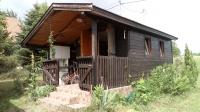Domony eladó üdülő-nyaraló 15m2 faház épület 1 szoba kerti-tó szaletli 720m2 telek ingatlan hirdetéshez feltöltött kép