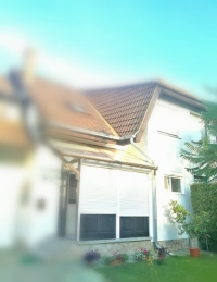 Nagyatád eladó családi ház 160m2 4 szoba sorház garázs saját udvar gyógyfürdõ ingatlan hirdetéshez feltöltött kép