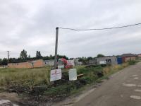 Harka eladó építési telek 593m2 villa lakóparkban összközmûvesített sarok telek ingatlan hirdetéshez feltöltött kép
