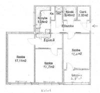 Budapest III. került Óbuda 3 szobás 68m2 panorámás jó állapotú eladó panel lakás ingatlan hirdetéshez feltöltött kép